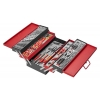 5 Tier Tool Chest With 110pcs Tools (insulated) (s&m)