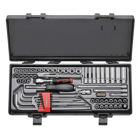 65pc Socket Combination Set (80228)