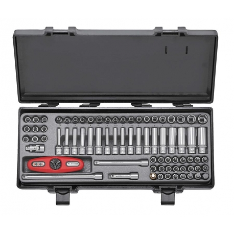 74pc Socket Combination Set (80228)