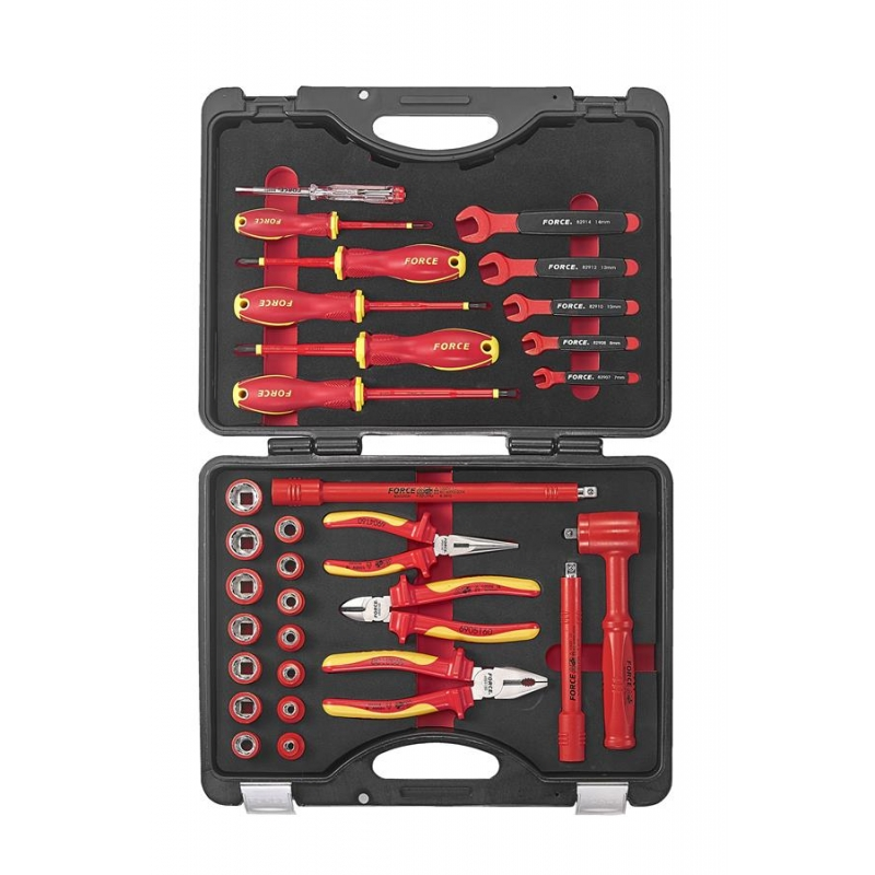 """31pc 3/8""""dr. Insulated Tool Set"""